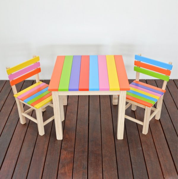 Kids Table set Brights